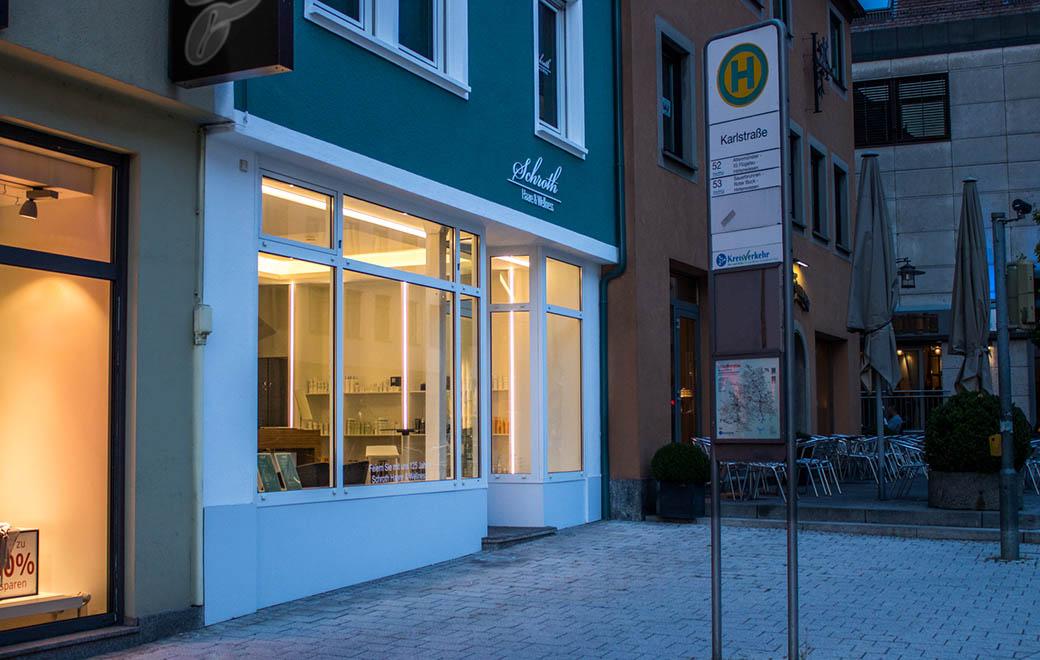 Friseur Crailsheim Salon 10